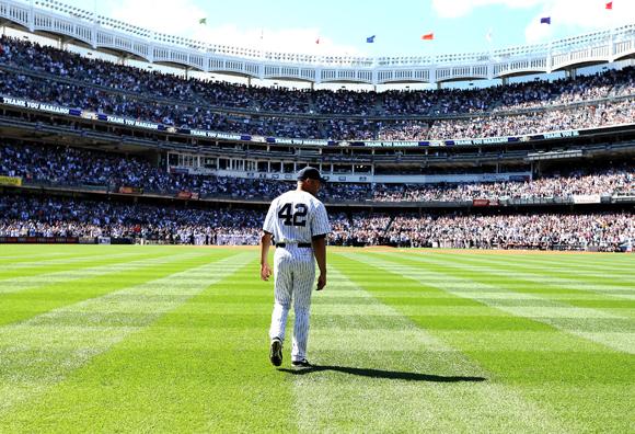 San Francisco Giants v New York Yankees