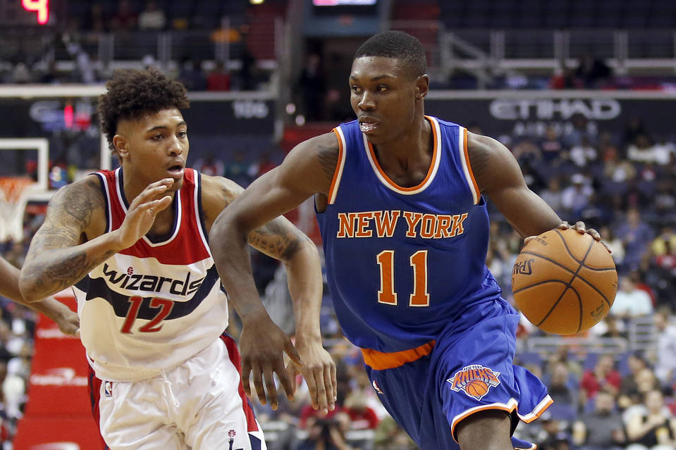 Why Do New York Knicks Players Keep Getting Robbed