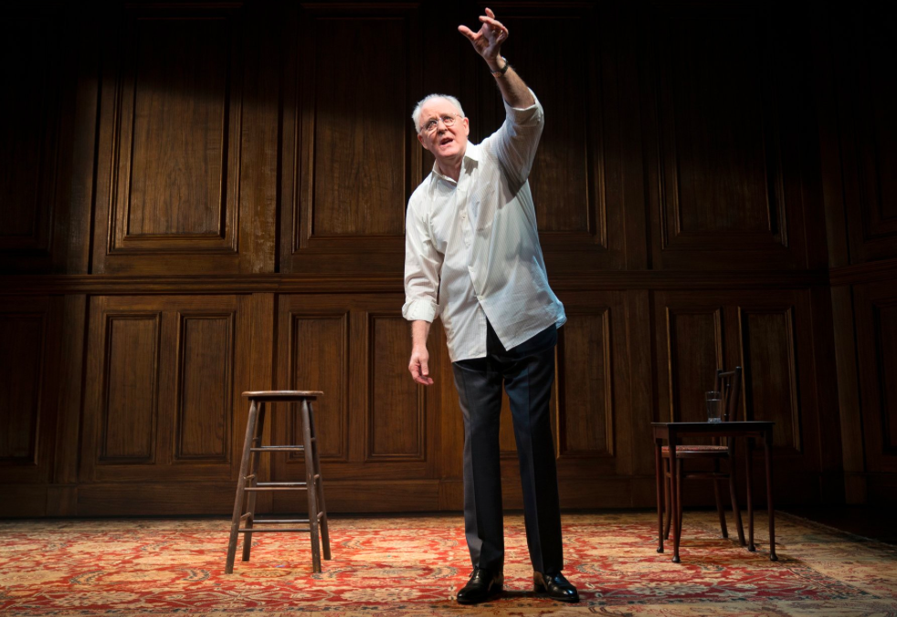 Wsj And Nyt Agree John Lithgow Totally Gets Ring Lardner Campaign