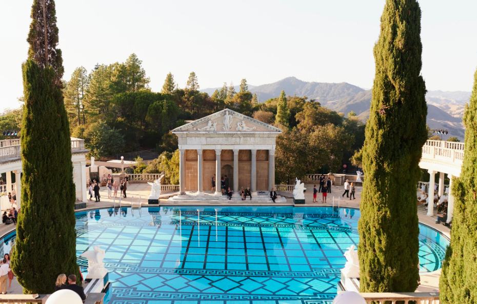 Campaign outsider by john r carroll - Hearst castle neptune pool swim auction ...